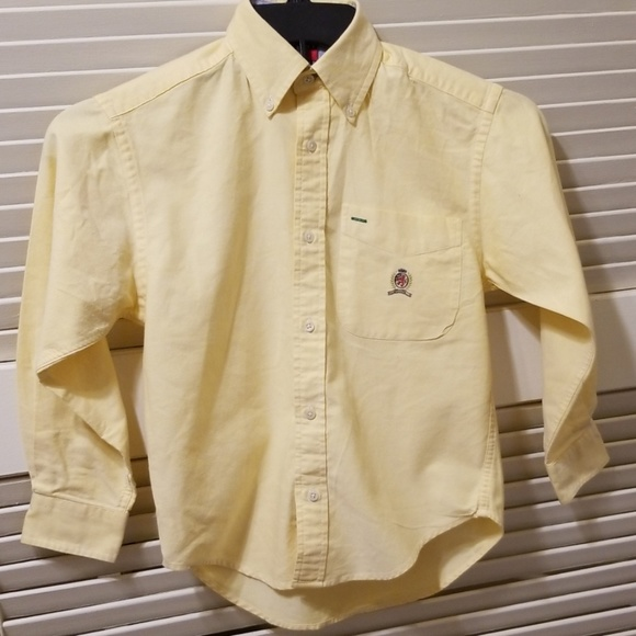 Tommy Hilfiger Other - Boys Tommy Hilfiger long sleeve, sz small